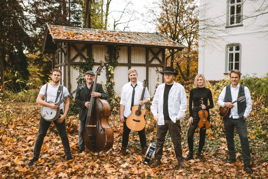 Ticket to Happiness - Folk - Folk Rock - Folk Pop - Country - Music - Band - Bandfoto - Pressefoto